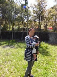 ベビービョルン抱っこ紐生後5ヶ月