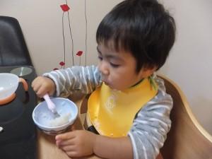 食事・うがい・歯磨きに活躍中の食事エプロン